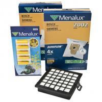 Sáčky do vysavače MENALUX 2002 MSK1 - HEPA filtr a sáčky pro Bosch BSG8 / Siemens VS08G 8 +1 ks