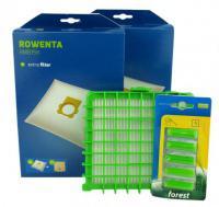 HEPA filtr ROWENTA Silence Force, Compact, Extreme,sáčky 1+8ks