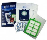 ELECTROLUX SRK1 originální S-BAG sáčky Classic Long Performance, HEPA filtr H12 Hygiene 4+1 ks