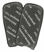 Pachový filtr pro VORWERK VK130, VK131 Kobold 2ks