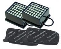 Filtry do vysavačů Značení SWIRL V64