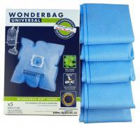Sáčky do vysavače ROWENTA Wonderbag 415120 s vůní mentolu, 5ks