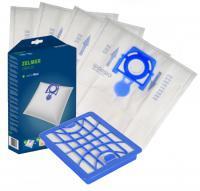 Sáčky do vysavače ZELMER Flooris ZVC545CA 4+1ks,HEPA filtr a filtry