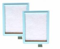 Filtry k vysavači ELECTROLUX Clario 2 s rámečkem 2ks