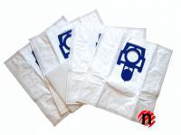 Textilní sáčky do vysavače ZELMER 49.4000 z mikrovlákna modré 4ks