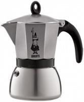 Moka konvice Bialetti Moka Induction 3 šálky Anthracite (150 ml)