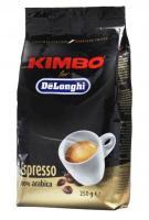 DeLonghi Kimbo Espresso zrnková káva 100% Arabica 250g