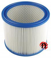 Válcový filtr pro vysavače NAREX VYS 25-21 vyztužený