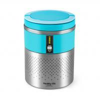 Hermetický Lunch Box 1,6 litru se sklopnou rukojetí Eldom TM 160 Blue