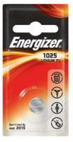 Lithiová baterie CR 1025 ENERGIZER 1ks