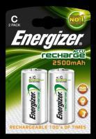 Baterie Energizer nabíjecí malý mono HR14/2500mAh 2ks