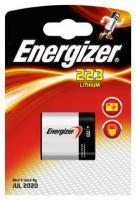 Baterie Energizer CR223 1ks