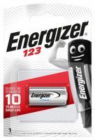 Lithiová baterie CR 123A ENERGIZER 1ks