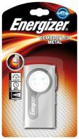 Plochá svítilna Energizer LED Metal 2 x AA