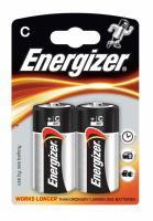 Baterie ENERGIZER Base C R14, 2ks