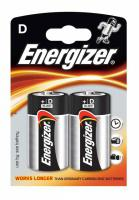 Baterie ENERGIZER Base D R20, 2ks