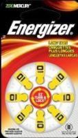 Baterie do naslouchadel 10 SP-8 ENERGIZER 8ks