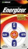 Baterie do naslouchadel 675 SP-4 ENERGIZER 4ks