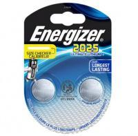 Baterie CR 2025 Lithium Ultimate Energizer 2ks