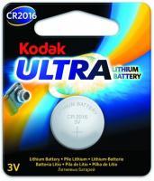 Lithiová baterie CR 2016 KODAK Lithium Ultra 1ks