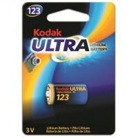 Lithiová baterie CR 123A KODAK Lithium Ultra 1ks