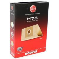 Originální sáčky Hoover H76 Thuder Space, A Cubed Silence 5ks, papírové