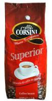 80% Arabica + 20% Robusta zrnková káva 1kg Caffe Corsini Superior