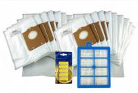 20x alternativní sáčky + HEPA filtr pro ELECTROLUX ESP75BD