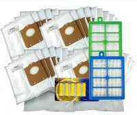 Sáčky 50ks + HEPA Filtr k vysavači ELECTROLUX ESP75BD 1+1