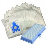 HQ Sáčky + HEPA filtr do vysavače MIELE Medivac S 400 12+1ks