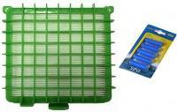 HEPA filtr JOLLY HF13 do vysavače ROWENTA Silence Force, Compact, Extreme, X Trem Power + blistr vůní ZDARMA