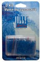 Vůně do vysavače Moře perličky 3 sáčky - Jolly
