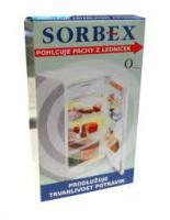 Pohlcovač pachů do ledničky Sorbex, prodlužuje trvanlivost potravin