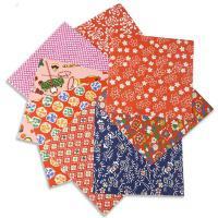 Japonský origami papír střední, 40 listů
