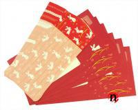 Japonský set dopisních papírů Tonbo Usagi