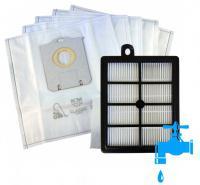 Omývatelný HEPA filtr a sáčky do vysavače ELECTROLUX Classic Silence ECS54B 1+5 ks