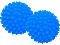 Míčky do sušičky prádla pro zkrácení času sušení - modré (2ks)