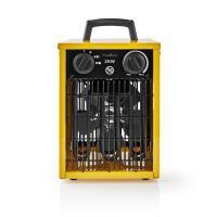 Ventilátor s topným tělesem Nedis HTIF10FYW 2000W žlutý