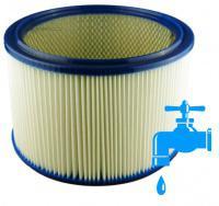 Omývatelný filtr do vysavače Makita 447, Hilti VCU40, Nilfisk Alto Attix, Protool a Festol vyztužený polyesterový