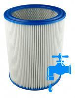 Omývatelný polyesterový filtr do vysavače Festool SR, SRM, Nilfisk Alto / WAP ES 380, 480, Makita 441