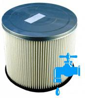 Omývatelný polyesterový filtr se spodním dnem pro vysavače EINHELL (BT, RT, TH, TE, BVC) vyztužený