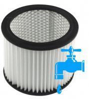 Omyvatelný filtr pro vysavače popela PARKSIDE PAS 900 A1 a PAS 500 D3