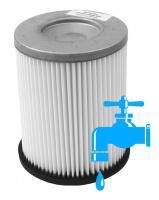 Omývatelný filtr pro PARKSIDE PNTS 1400 H4