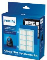 Originální HEPA filtr + filtry Philips FC8010/01
