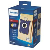 Originální sáčky Philips S-Bag Classic FC8019/03 megapack 15ks