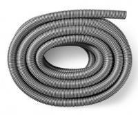 Univerzální hadice k vysavači 32 mm stříbrná, 10 m