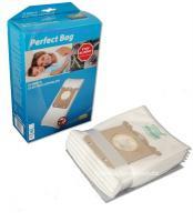 Sáčky do vysavače WORWO ELMB01K - pro AEG, Electrolux, Philips - alt. Sbag 4ks Perfect Bag