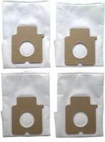 Sáčky do vysavače WORWO PSMB01K mikrovlákno 4ks a filtr Perfect Bag