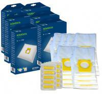 Sáčky do vysavače ROWENTA Silence Force Compact RO 462701, 24 ks, filtry