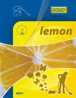 Vůně do vysavače Citron kolečka 2ks - Worwo